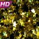 Explosion Of Golden Stars