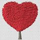Swaying Heart Tree