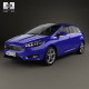 Ford Focus hatchback 2014