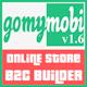 gomymobiBSB: eCommerce - B2C Business Website & Online Store Builder