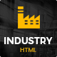 Industry Plus - Factory & Industrial Business Template