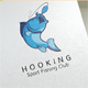 Hooking / Fishing - Logo Template