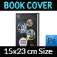 Book Cover Template Vol.2
