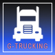 GLOBAL TRUCKING - Logistics Adobe Muse Template