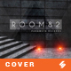 Room 82 - Electronic Music Cover Image Artwork Template