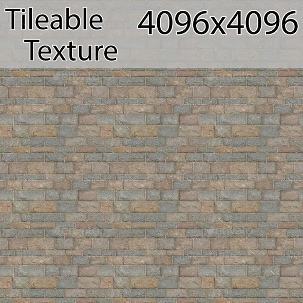 brick-00132-armrend.com-texture - 3DOcean Item for Sale