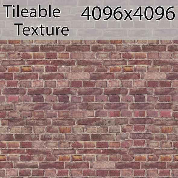 brick-00147-armrend.com-texture - 3DOcean Item for Sale