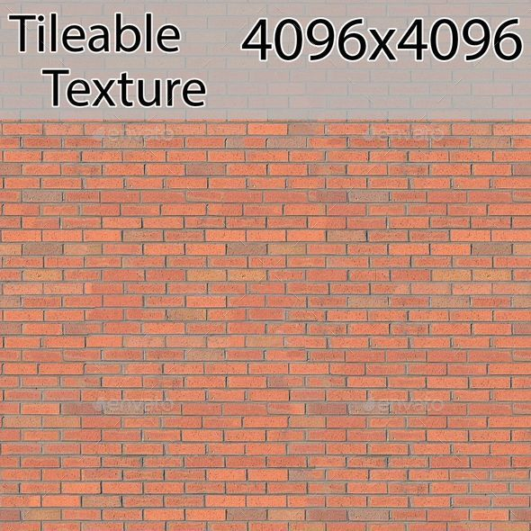 brick-00157-armrend.com-texture - 3DOcean Item for Sale