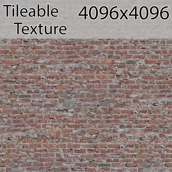 brick-00176-armrend.com-texture - 3DOcean Item for Sale