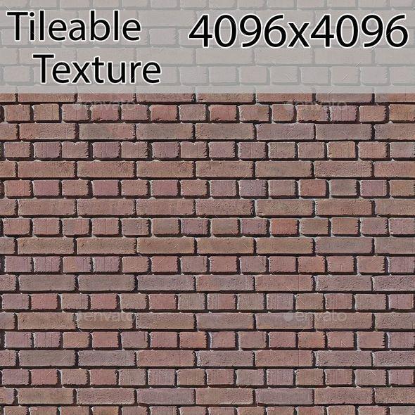 brick-00177-armrend.com-texture - 3DOcean Item for Sale