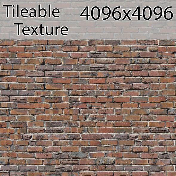 brick-00179-armrend.com-texture - 3DOcean Item for Sale