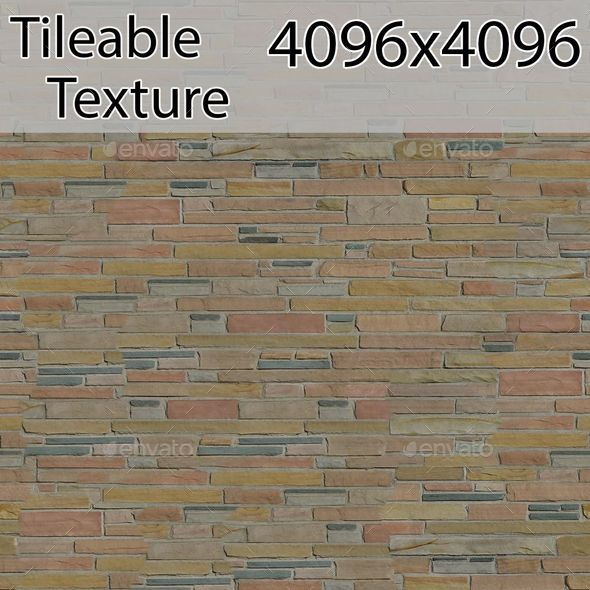 brick-00180-armrend.com-texture - 3DOcean Item for Sale