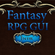 Fantasy RPG User Interface