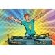 DJ on a Club Party