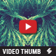 Magic Thing - Music Video Thumbnail Artwork Template