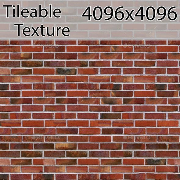 brick-00189-armrend.com-texture - 3DOcean Item for Sale
