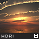 High Resolution Sky HDRi Map 027