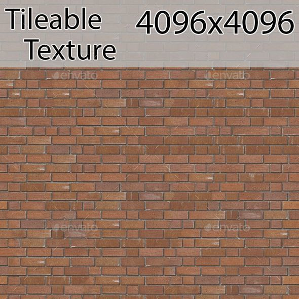brick-00208-armrend.com-texture - 3DOcean Item for Sale
