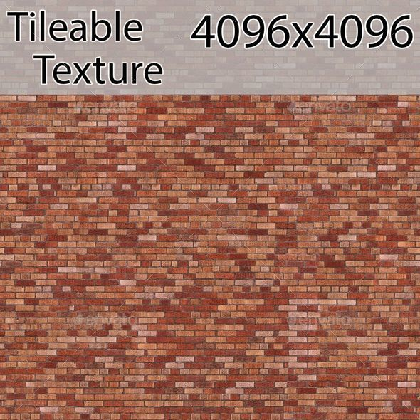 brick-00215-armrend.com-texture - 3DOcean Item for Sale
