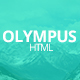 Olympus - Responsive Coming Soon Template