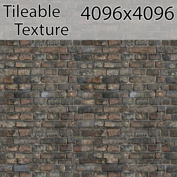 brick-00219-armrend.com-texture - 3DOcean Item for Sale