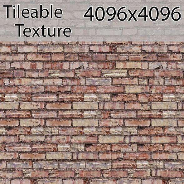 brick-00223-armrend.com-texture - 3DOcean Item for Sale