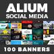 ALIUM Social Media Pack