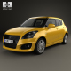 Suzuki Swift Sport hatchback 5-door 2014