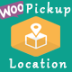 Woocommerce Pickup Locations wordpress plugin