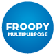 Froopy - One Page Responsive Multipurpose HTML5