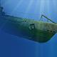 Diesel Submarine Underwater Up