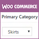 Woocommerce Product Primary Category Plugin