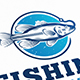 Fishing Sport Logo Template