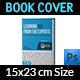 Book Cover Template Vol.3