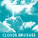 20 Cloud Brushes