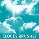 20 Cloud Brushes