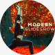 Modern Parallax Slideshow and Opener