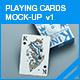 Playing Cards Mock-up v1