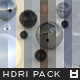 10 High Resolution Sky HDRi Maps Pack 002