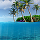 Tropical Underwater Background
