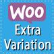 Woocommerce Extra Variation