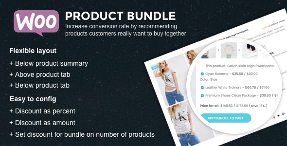 WooCommerce Product Bundle (Products) images