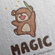 Magic Bear Logo