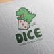 Dino Dice Logo