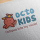 Octopus Kids Logo