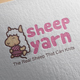 Sheep Yarn Logo
