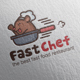 Fast Chef Logo
