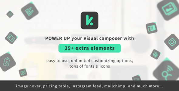 Visual Composer KIT (VCKit) addon | WordPress plugin (Add-ons) Visual Composer KIT (VCKit) addon | WordPress plugin (Add-ons) preview 20 1