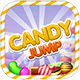 Candy Jump + Admob + Multiple Characters (Android Studio + Eclipse)