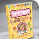 Kids Birthday Party DVD Covers - Volume 03
